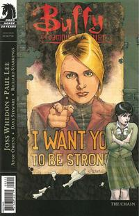 Cover Thumbnail for Buffy the Vampire Slayer Season Eight (Dark Horse, 2007 series) #5
