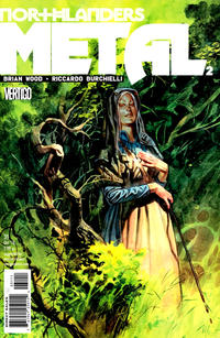 Cover Thumbnail for Northlanders (DC, 2008 series) #31