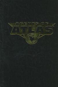 Cover Thumbnail for Agents of Atlas (Marvel, 2007 series) #[nn]