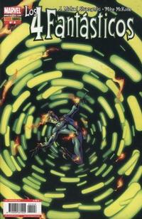 Cover Thumbnail for Los 4 Fantásticos (Panini España, 2006 series) #6