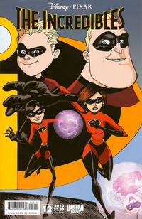 Cover Thumbnail for The Incredibles (Boom! Studios, 2009 series) #12