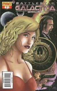 Cover Thumbnail for Battlestar Galactica: Origins (Dynamite Entertainment, 2007 series) #1