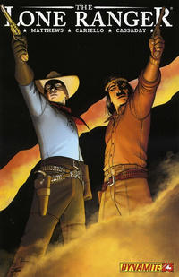 Cover Thumbnail for The Lone Ranger (Dynamite Entertainment, 2006 series) #23