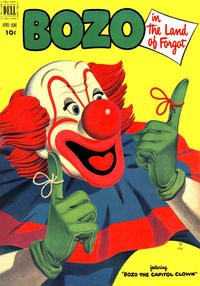 Cover Thumbnail for Bozo (Dell, 1952 series) #5