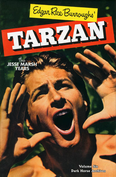 Cover for Edgar Rice Burroughs' Tarzan: The Jesse Marsh Years (2009 series) #6