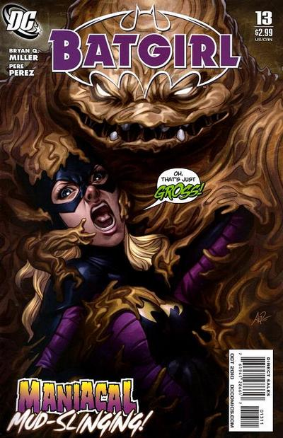 Cover for Batgirl (DC, 2009 series) #13
