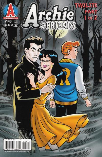 Cover for Archie & Friends (Archie, 1992 series) #146