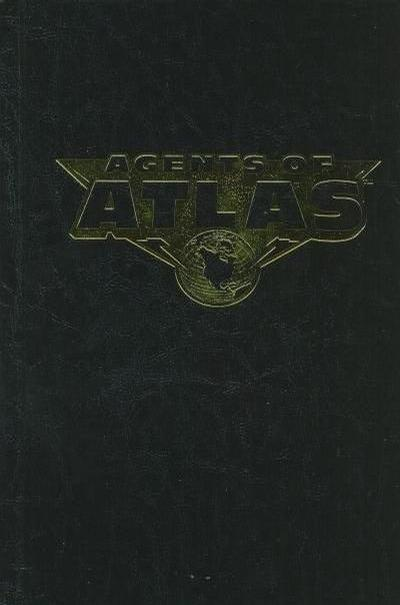 Cover for Agents of Atlas (Marvel, 2007 series)