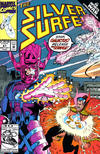 Cover Thumbnail for Silver Surfer (1987 series) #67 [Direct Edition]