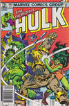 Cover Thumbnail for The Incredible Hulk (1968 series) #282 [Canadian Newsstand Edition]