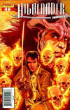 Cover for Highlander (Dynamite Entertainment, 2006 series) #1 [Tony Harris Cover]