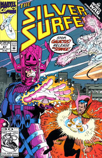 Cover Thumbnail for Silver Surfer (Marvel, 1987 series) #67 [Direct Edition]