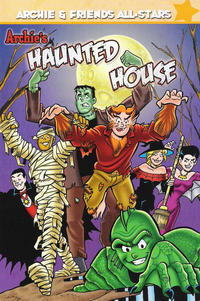 Cover Thumbnail for Archie & Friends All Stars (Archie, 2009 series) #5 - Archie's Haunted House