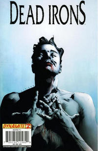 Cover Thumbnail for Dead Irons (Dynamite Entertainment, 2009 series) #2 [Jae Lee Cover]