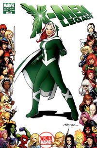 Cover Thumbnail for X-Men: Legacy (Marvel, 2008 series) #239 [Women of Marvel Variant Edition]