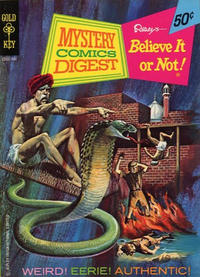 Cover Thumbnail for Mystery Comics Digest (Western, 1972 series) #13 [Gold Key]