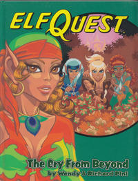 Cover Thumbnail for ElfQuest (WaRP Graphics, 1993 series) #7 - The Cry From Beyond