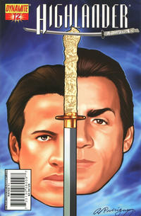 Cover Thumbnail for Highlander (Dynamite Entertainment, 2006 series) #12 [Alecia Rodriguez Cover]
