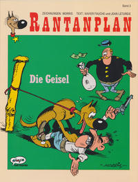Cover Thumbnail for Rantanplan (Egmont Ehapa, 1989 series) #3 - Die Geisel