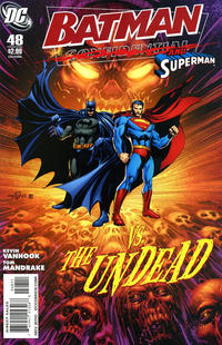 Cover Thumbnail for Batman Confidential (DC, 2007 series) #48