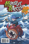 Cover for Monster Allergy (Egmont Serieforlaget, 2004 series) #8