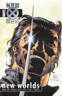 Cover Thumbnail for New X-Men (Marvel, 2001 series) #3 - New Worlds