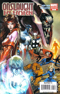 Cover Thumbnail for Onslaught Reborn (Marvel, 2007 series) #1 [Cover B]