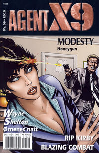 Cover Thumbnail for Agent X9 (Egmont Serieforlaget, 1998 series) #9/2010