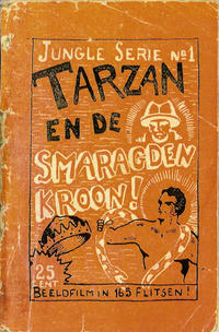 Cover Thumbnail for Tarzan Jungle Serie (Hoenderopse Algemene Tijdschriften Exploitatie, 1949 series) #1