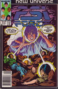 Cover Thumbnail for Psi-Force (Marvel, 1986 series) #11 [newsstand]