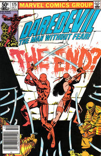 Cover Thumbnail for Daredevil (Marvel, 1964 series) #175