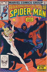 Cover Thumbnail for The Spectacular Spider-Man (Marvel, 1976 series) #81 [Direct Edition]