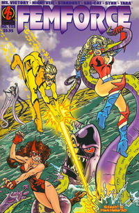 Cover Thumbnail for FemForce (AC, 1985 series) #153