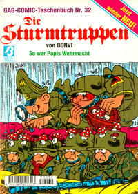 Cover Thumbnail for Die Sturmtruppen (Condor, 1981 series) #32