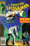 Cover Thumbnail for The Amazing Spider-Man (1963 series) #286 [Newsstand Edition]