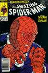 Cover Thumbnail for The Amazing Spider-Man (1963 series) #307 [Newsstand Edition]