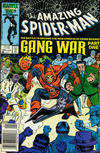 Cover for The Amazing Spider-Man (Marvel, 1963 series) #284 [Direct Edition]