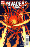 Cover Thumbnail for Invaders Now! (2010 series) #1 [Variant Edition - Human Torch and Toro]