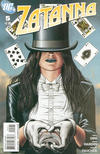 Cover for Zatanna (DC, 2010 series) #5 [Brian Bolland Variant Cover]