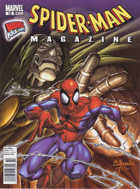 Cover Thumbnail for Spider-Man Magazine (Marvel, 2008 series) #13