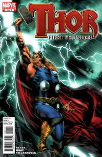 Cover Thumbnail for Thor: First Thunder (Marvel, 2010 series) #1