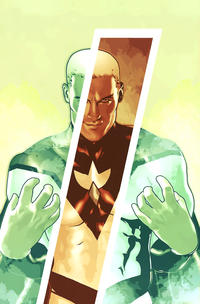 Cover Thumbnail for Irredeemable (Boom! Studios, 2009 series) #1 [Cover C]