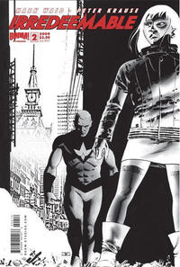 Cover Thumbnail for Irredeemable (Boom! Studios, 2009 series) #2