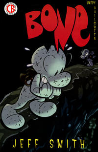 Cover Thumbnail for Bone Happy Halloween (Cartoon Books, 2010 series) #[nn]