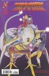 Cover for Urotsukidoji: Legend of the Overfiend (Central Park Media, 1998 series) #8