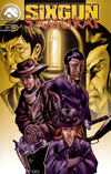 Cover for Sixgun Samurai (Alias, 2005 series) #3
