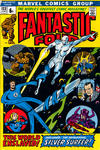 Cover for Fantastic Four (Marvel, 1961 series) #123 [British Price Variant]
