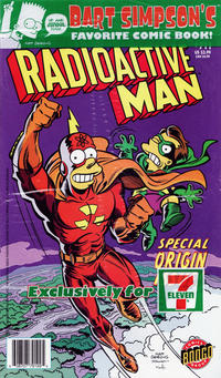 Cover Thumbnail for Radioactive Man (Bongo, 2007 series) #711