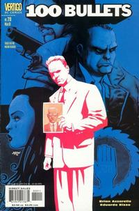 Cover Thumbnail for 100 Bullets (DC, 1999 series) #20