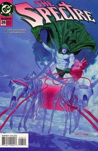 Cover Thumbnail for The Spectre (DC, 1992 series) #26